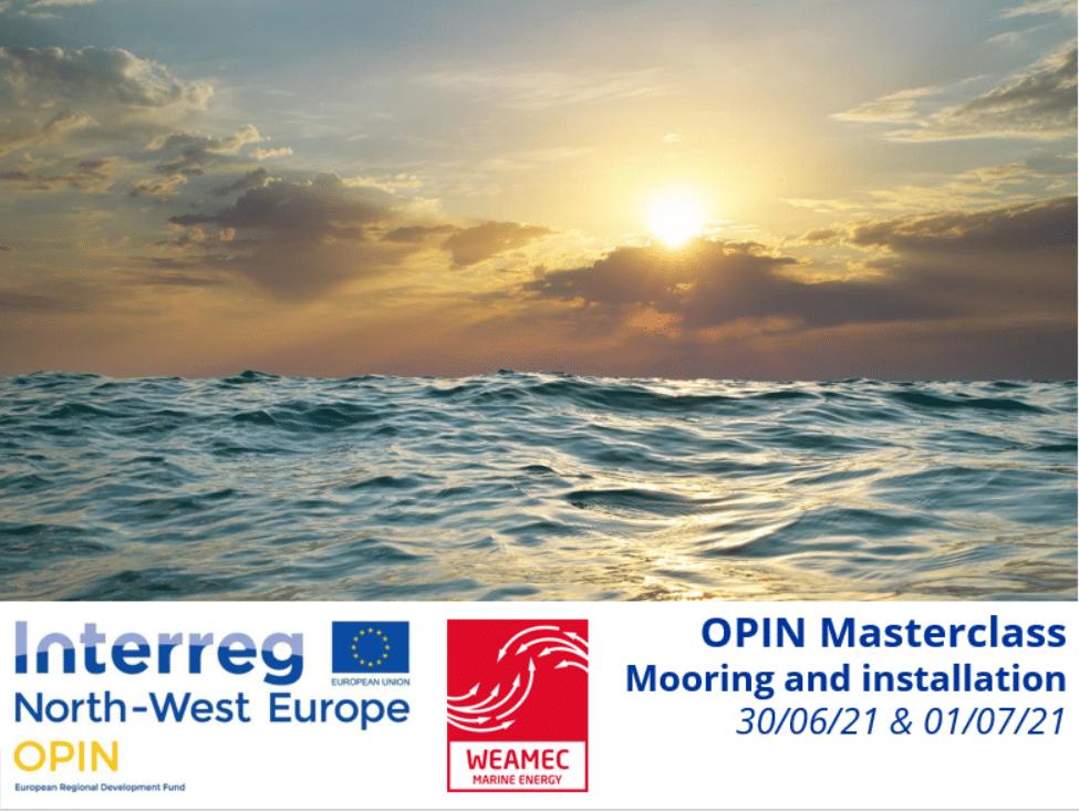 OPIN Masterclass on Mooring and Installation