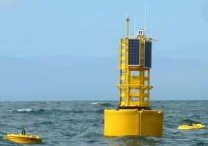 Site d'essais en mer de Centrale Nantes