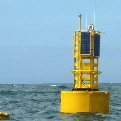 SEM-REV meteorological buoy