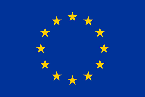 Union Européenne flag