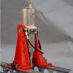 Hydraulic jack SV2 : stroke of 300mm