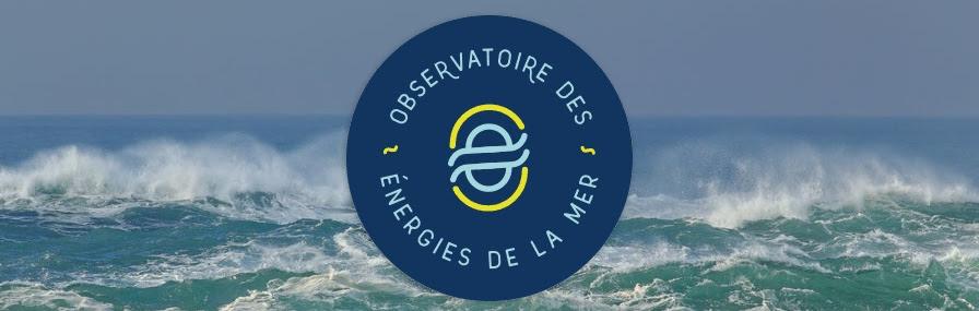 Observatoire énergies de la mer