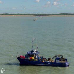atlantique scaphandre miniplon tirage de cable Miniplon