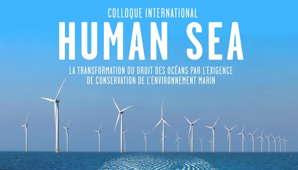 colloque human sea