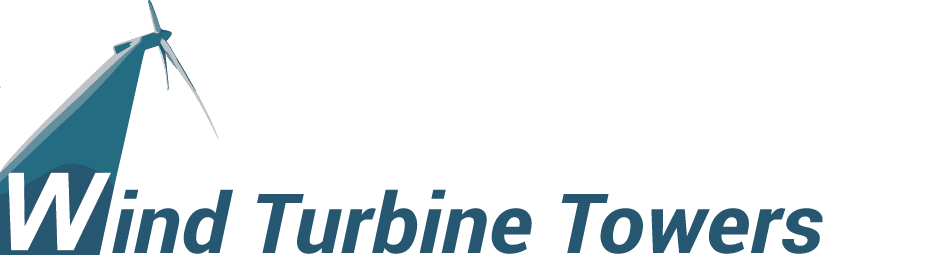 wind turbine tower logo