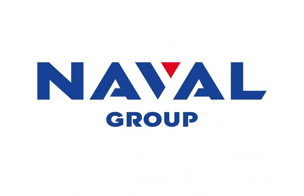 naval group logo