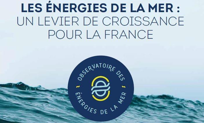 Image les énergies de la mer