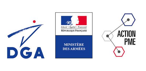 Logo DGA Action PME