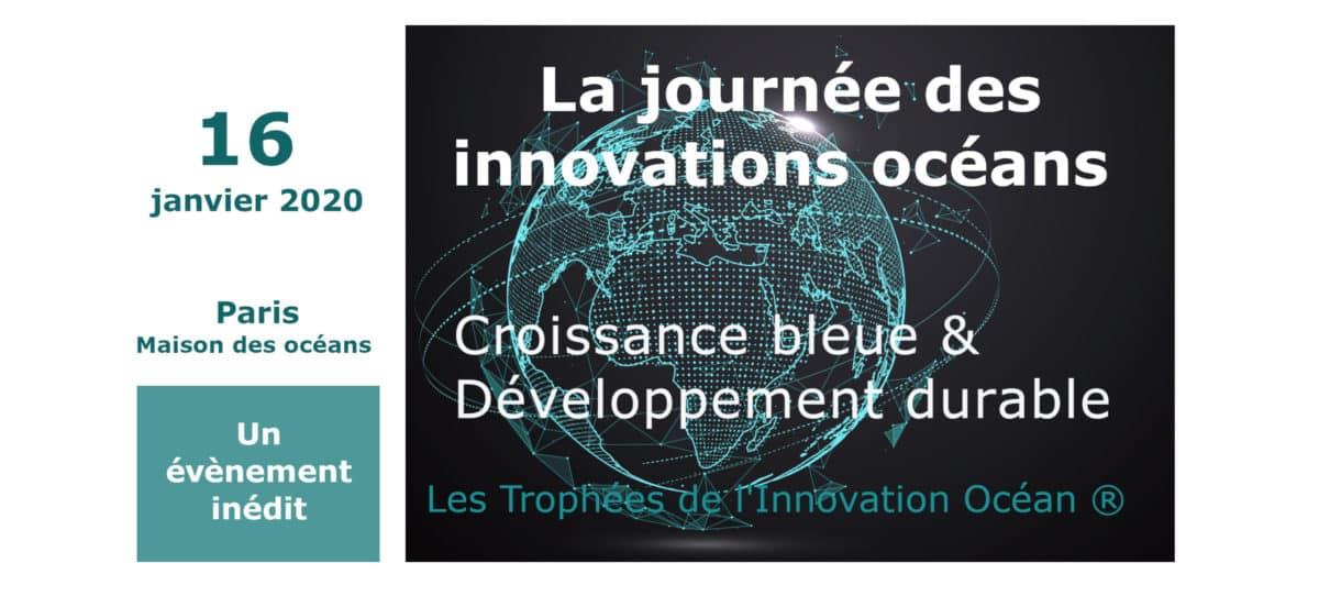 Journée innovation des océans 2020