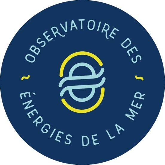 Observatoire énergies de la mer logo