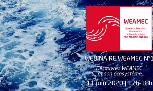 WEAMEC Webinaire - N°1 : Découvrez WEAMEC et son écosystème