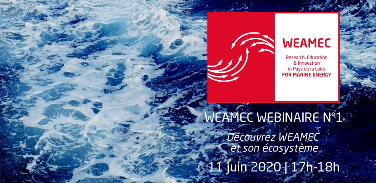 WEAMEC Webinaire - N°1