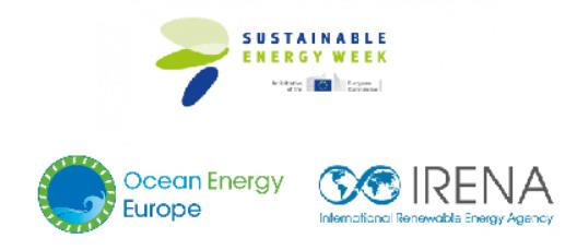 webinar on 19 June - New horizons - Europe driving ocean energy development around the world