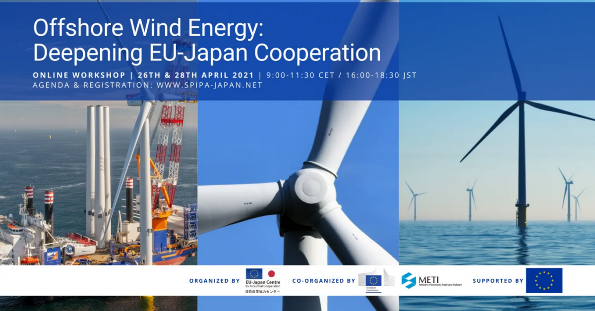 Offshore Wind Energy: Deepening EU-Japan Cooperation
