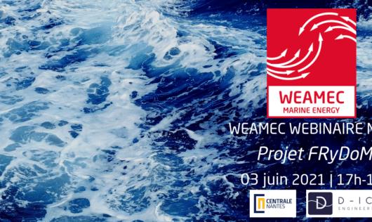 WEAMEC Webinaire - N°11 : FRyDoM
